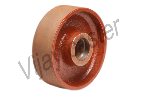 India's best manufacturer of CI Trolley Wheel